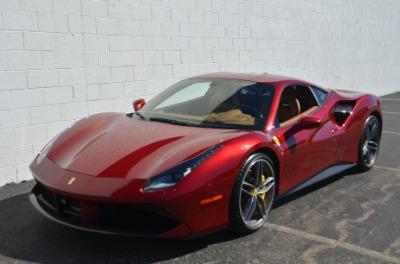 Used 2017 Ferrari 488 GTB Base Used 2017 Ferrari 488 GTB Base for sale Sold at Cauley Ferrari in West Bloomfield MI 10