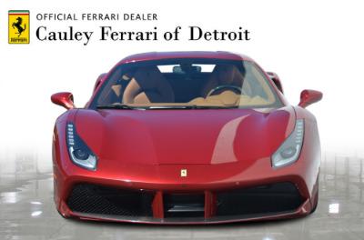 Used 2017 Ferrari 488 GTB Base Used 2017 Ferrari 488 GTB Base for sale Sold at Cauley Ferrari in West Bloomfield MI 3