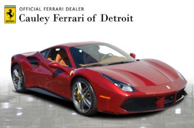Used 2017 Ferrari 488 GTB Base Used 2017 Ferrari 488 GTB Base for sale Sold at Cauley Ferrari in West Bloomfield MI 4