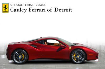 Used 2017 Ferrari 488 GTB Base Used 2017 Ferrari 488 GTB Base for sale Sold at Cauley Ferrari in West Bloomfield MI 5