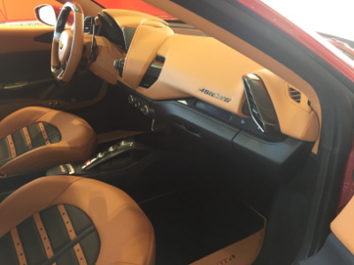 Used 2017 Ferrari 488 GTB Base Used 2017 Ferrari 488 GTB Base for sale Sold at Cauley Ferrari in West Bloomfield MI 52