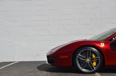 Used 2017 Ferrari 488 GTB Base Used 2017 Ferrari 488 GTB Base for sale Sold at Cauley Ferrari in West Bloomfield MI 56