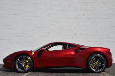Used 2017 Ferrari 488 GTB Base Used 2017 Ferrari 488 GTB Base for sale Sold at Cauley Ferrari in West Bloomfield MI 62