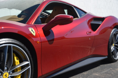 Used 2017 Ferrari 488 GTB Base Used 2017 Ferrari 488 GTB Base for sale Sold at Cauley Ferrari in West Bloomfield MI 68