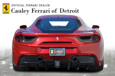 Used 2017 Ferrari 488 GTB Base Used 2017 Ferrari 488 GTB Base for sale Sold at Cauley Ferrari in West Bloomfield MI 7