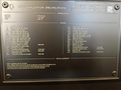 Used 2017 Ferrari 488 GTB Base Used 2017 Ferrari 488 GTB Base for sale Sold at Cauley Ferrari in West Bloomfield MI 83