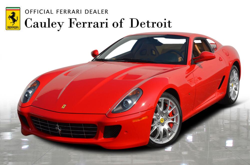 Used 2007 Ferrari 599 GTB Fiorano GTB Fiorano F1