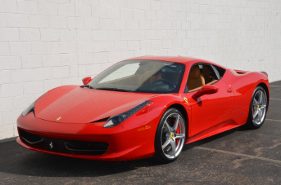 Used 2015 Ferrari 458 Italia Used 2015 Ferrari 458 Italia for sale Sold at Cauley Ferrari in West Bloomfield MI 10