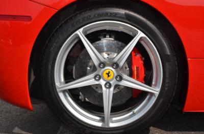 Used 2015 Ferrari 458 Italia Used 2015 Ferrari 458 Italia for sale Sold at Cauley Ferrari in West Bloomfield MI 15