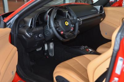 Used 2015 Ferrari 458 Italia Used 2015 Ferrari 458 Italia for sale Sold at Cauley Ferrari in West Bloomfield MI 20