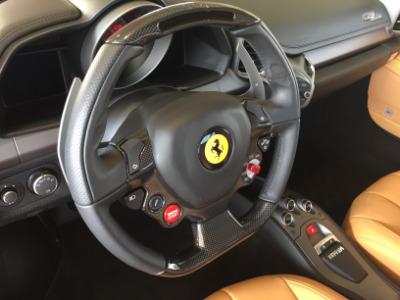 Used 2015 Ferrari 458 Italia Used 2015 Ferrari 458 Italia for sale Sold at Cauley Ferrari in West Bloomfield MI 21