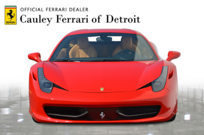 Used 2015 Ferrari 458 Italia Used 2015 Ferrari 458 Italia for sale Sold at Cauley Ferrari in West Bloomfield MI 3