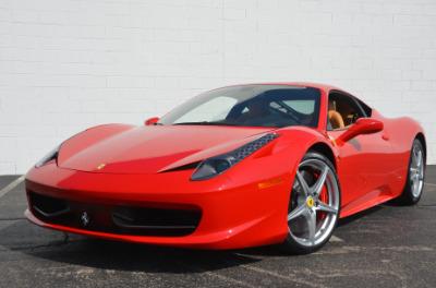Used 2015 Ferrari 458 Italia Used 2015 Ferrari 458 Italia for sale Sold at Cauley Ferrari in West Bloomfield MI 39