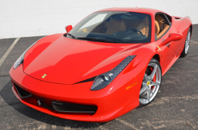 Used 2015 Ferrari 458 Italia Used 2015 Ferrari 458 Italia for sale Sold at Cauley Ferrari in West Bloomfield MI 40