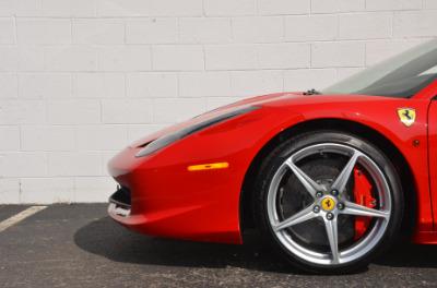 Used 2015 Ferrari 458 Italia Used 2015 Ferrari 458 Italia for sale Sold at Cauley Ferrari in West Bloomfield MI 41