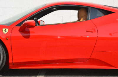 Used 2015 Ferrari 458 Italia Used 2015 Ferrari 458 Italia for sale Sold at Cauley Ferrari in West Bloomfield MI 42