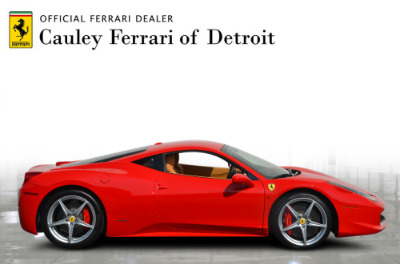 Used 2015 Ferrari 458 Italia Used 2015 Ferrari 458 Italia for sale Sold at Cauley Ferrari in West Bloomfield MI 5