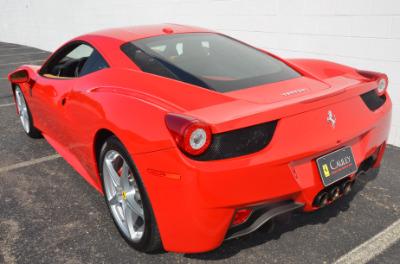 Used 2015 Ferrari 458 Italia Used 2015 Ferrari 458 Italia for sale Sold at Cauley Ferrari in West Bloomfield MI 54