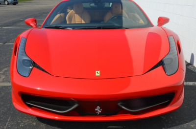 Used 2015 Ferrari 458 Italia Used 2015 Ferrari 458 Italia for sale Sold at Cauley Ferrari in West Bloomfield MI 58