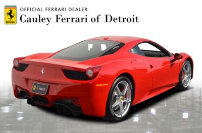 Used 2015 Ferrari 458 Italia Used 2015 Ferrari 458 Italia for sale Sold at Cauley Ferrari in West Bloomfield MI 6