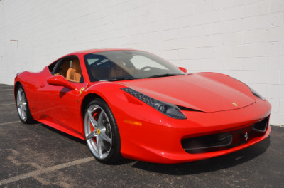 Used 2015 Ferrari 458 Italia Used 2015 Ferrari 458 Italia for sale Sold at Cauley Ferrari in West Bloomfield MI 62