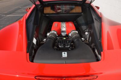 Used 2015 Ferrari 458 Italia Used 2015 Ferrari 458 Italia for sale Sold at Cauley Ferrari in West Bloomfield MI 63