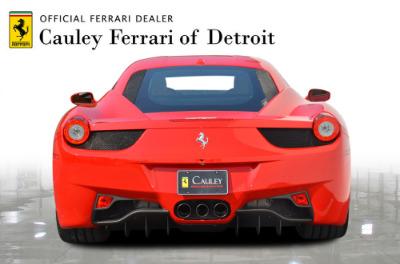 Used 2015 Ferrari 458 Italia Used 2015 Ferrari 458 Italia for sale Sold at Cauley Ferrari in West Bloomfield MI 7