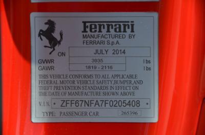 Used 2015 Ferrari 458 Italia Used 2015 Ferrari 458 Italia for sale Sold at Cauley Ferrari in West Bloomfield MI 70