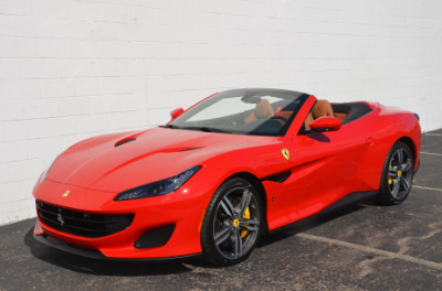 Used 2019 Ferrari Portofino Used 2019 Ferrari Portofino for sale $229,900 at Cauley Ferrari in West Bloomfield MI 10