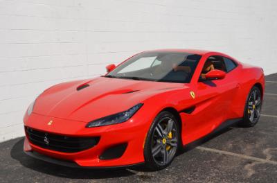 Used 2019 Ferrari Portofino Used 2019 Ferrari Portofino for sale $229,900 at Cauley Ferrari in West Bloomfield MI 18