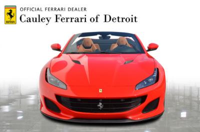 Used 2019 Ferrari Portofino Used 2019 Ferrari Portofino for sale $229,900 at Cauley Ferrari in West Bloomfield MI 3
