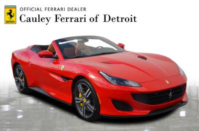 Used 2019 Ferrari Portofino Used 2019 Ferrari Portofino for sale $229,900 at Cauley Ferrari in West Bloomfield MI 4