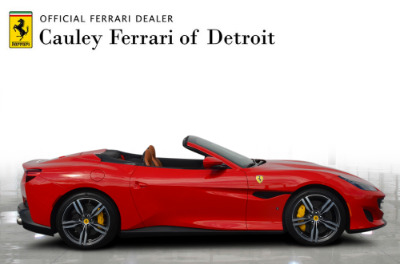 Used 2019 Ferrari Portofino Used 2019 Ferrari Portofino for sale $229,900 at Cauley Ferrari in West Bloomfield MI 5