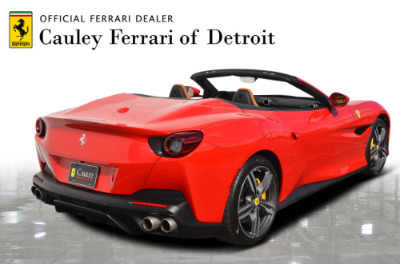 Used 2019 Ferrari Portofino Used 2019 Ferrari Portofino for sale $229,900 at Cauley Ferrari in West Bloomfield MI 6