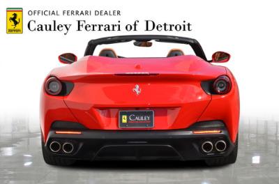 Used 2019 Ferrari Portofino Used 2019 Ferrari Portofino for sale $229,900 at Cauley Ferrari in West Bloomfield MI 7