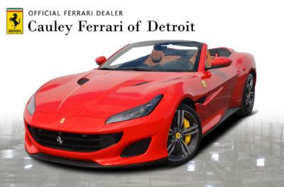 Used 2019 Ferrari Portofino Used 2019 Ferrari Portofino for sale $229,900 at Cauley Ferrari in West Bloomfield MI 1