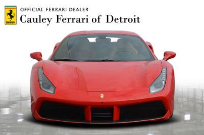 Used 2017 Ferrari 488 GTB Used 2017 Ferrari 488 GTB for sale $244,900 at Cauley Ferrari in West Bloomfield MI 3