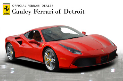 Used 2017 Ferrari 488 GTB Used 2017 Ferrari 488 GTB for sale $244,900 at Cauley Ferrari in West Bloomfield MI 4