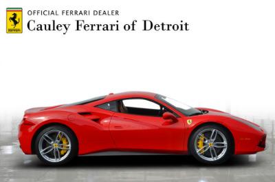 Used 2017 Ferrari 488 GTB Used 2017 Ferrari 488 GTB for sale $244,900 at Cauley Ferrari in West Bloomfield MI 5