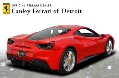 Used 2017 Ferrari 488 GTB Used 2017 Ferrari 488 GTB for sale $244,900 at Cauley Ferrari in West Bloomfield MI 6