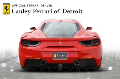 Used 2017 Ferrari 488 GTB Used 2017 Ferrari 488 GTB for sale $244,900 at Cauley Ferrari in West Bloomfield MI 7