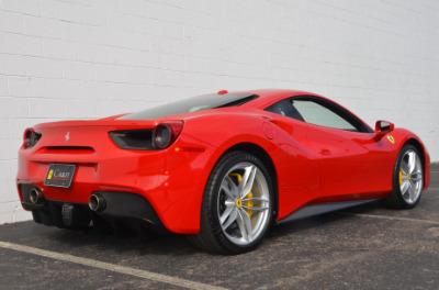 Used 2017 Ferrari 488 GTB Used 2017 Ferrari 488 GTB for sale $244,900 at Cauley Ferrari in West Bloomfield MI 73