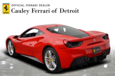 Used 2017 Ferrari 488 GTB Used 2017 Ferrari 488 GTB for sale $244,900 at Cauley Ferrari in West Bloomfield MI 8