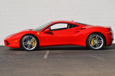 Used 2017 Ferrari 488 GTB Used 2017 Ferrari 488 GTB for sale $244,900 at Cauley Ferrari in West Bloomfield MI 80