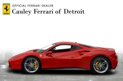 Used 2017 Ferrari 488 GTB Used 2017 Ferrari 488 GTB for sale $244,900 at Cauley Ferrari in West Bloomfield MI 9