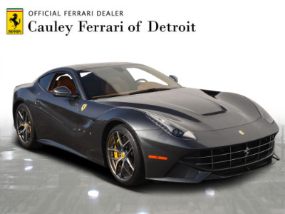 Used 2015 Ferrari F12berlinetta Used 2015 Ferrari F12berlinetta for sale Sold at Cauley Ferrari in West Bloomfield MI 4
