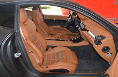 Used 2015 Ferrari F12berlinetta Used 2015 Ferrari F12berlinetta for sale Sold at Cauley Ferrari in West Bloomfield MI 45