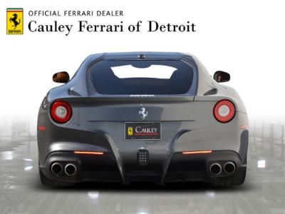 Used 2015 Ferrari F12berlinetta Used 2015 Ferrari F12berlinetta for sale $249,900 at Cauley Ferrari in West Bloomfield MI 7