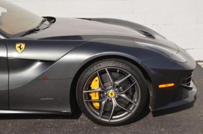 Used 2015 Ferrari F12berlinetta Used 2015 Ferrari F12berlinetta for sale Sold at Cauley Ferrari in West Bloomfield MI 77