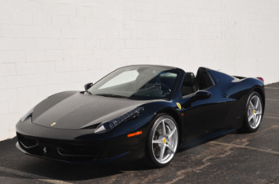 Used 2013 Ferrari 458 Spider Used 2013 Ferrari 458 Spider for sale $199,900 at Cauley Ferrari in West Bloomfield MI 10